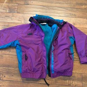 Vintage 90's Columbia bugaboo jacket